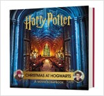 Harry Potter - Christmas at Hogwarts: A Movie Scrapbook (Hardcover)