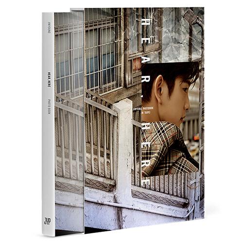 [포토북] 진영 - HEAR , HERE : PHOTOBOOK IN TAIPEI [DVD][한정판]