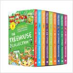 13층 나무집 Treehouse 13-117층 9종 박스 세트 (Paperback 8권 + Slipcase, 영국판)