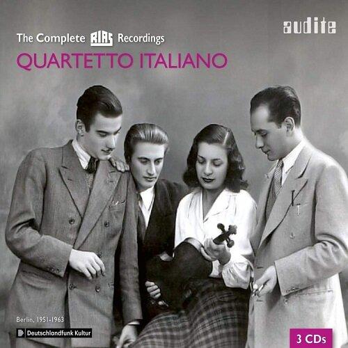 [수입] 이탈리아 사중주단 -  RIAS 레코딩 전집 [3CD]