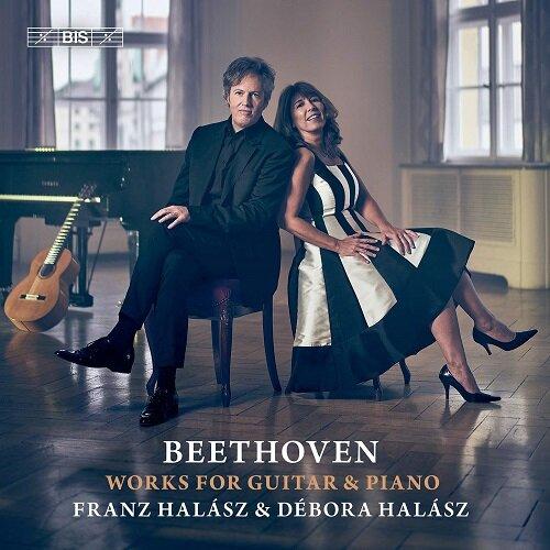 [수입] 베토벤 : 기타와 피아노를 위한 작품 [SACD Hybrid]
