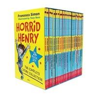 호리드헨리 Horrid Henry The Complete Story Collection 24 Books Box Set (Paperback 24권)
