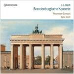 [수입] 바흐 : 브란덴부르크 협주곡 전곡 [2CD]
