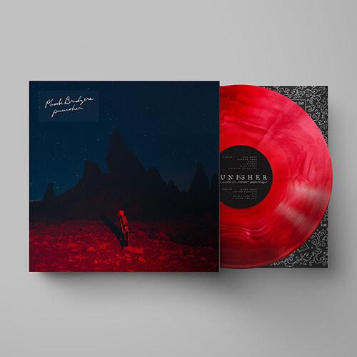 [수입] Phoebe Bridgers - Punisher [Red and Swirly LP]