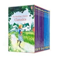 Usborne My Reading Library Classics Collection 30종 박스 세트 (Paperback 30권, 영국판)