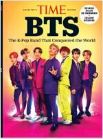 TIME BTS (타임 컬렉터즈 에디션: BTS 방탄소년단) (독점 인터뷰 수록) (Collector's TIME Edition, Full Color)