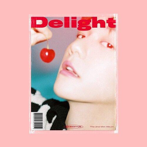 백현 - 미니 2집 Delight [Chemistry Ver.]