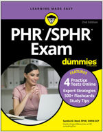 Phr/Sphr Exam for Dummies with Online Practice (Paperback, 2nd Edition)