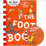 노부영 The Foot Book (Paperback + CD, New)
