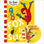 노부영 Fox in Socks (Paperback + CD, New)