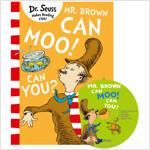 노부영 Mr. Brown Can Moo! Can You? (Paperback + CD, New)