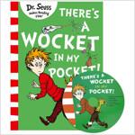 노부영 There's a Wocket in My Pocket (Paperback + CD, New)