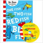 노부영 One Fish Two Fish Red Fish Blue Fish (Paperback + CD, New)