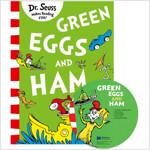 노부영 Green Eggs and Ham (Paperback + CD, New)