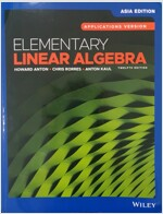 Elementary Linear Algebra, Applications Version, 12th Edition, Asia Edition (Paperback)