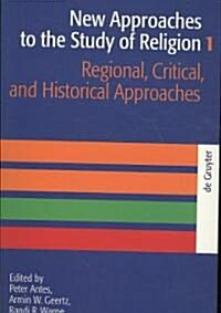 Regional, Critical, and Historical Approaches (Paperback)