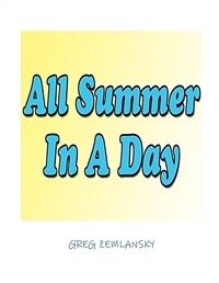 All Summer in a Day (Paperback)