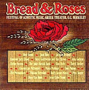 [중고] Bread & Roses - Festival Of Acoustic Music VOL.1
