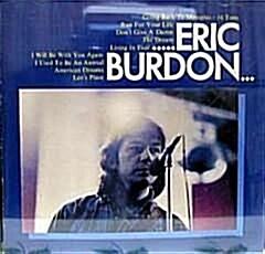 [중고] ERIC BURDON / GOING BACK TO MEMPHIS