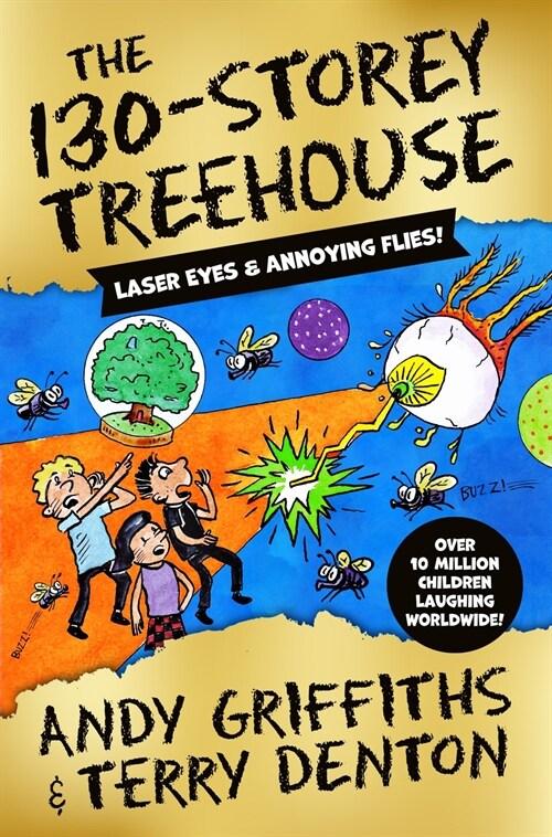 The 130-Storey Treehouse (Paperback, 영국판)