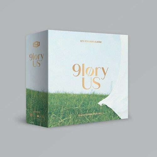 [키트 형태] 에스에프나인 - 미니 8집 9loryUS [키노앨범]