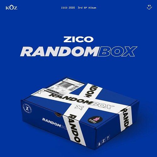 지코 - 미니 3집 RANDOM BOX
