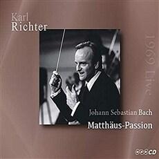 [수입] 바흐 : 마태 수난곡 BWV244 [3CD]