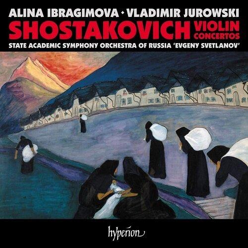 [수입] 쇼스타코비치 : 바이올린 협주곡 1번, 2번