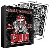 The Beauty of Horror: Color Your Destiny Tarot Deck (Other)