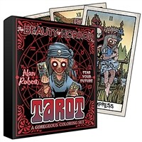 The Beauty of Horror: Fear Your Future Tarot Deck (Other)