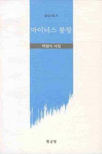 마이너스 통장 : 박정식 시집