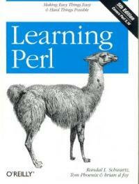 Learning Perl 5th ed