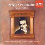 [중고] Sergiu Celibidache - 첼리비다케 - 젊은 날의 초상 (Young Celibidache) (2CD)