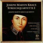 [중고] Joseph Martin Kraus-Quartett - 크라우스: 현악 사중주 (Kraus: String Quartets) (미개봉)