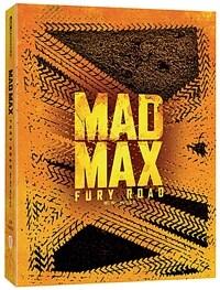 [4K 블루레이] 매드 맥스 : 분노의 도로 - 한정판 (2disc: 4K UHD + 2D)