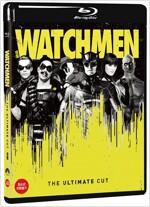 [블루레이] 왓치맨 : 얼티밋 컷 - 일반판 (1disc)