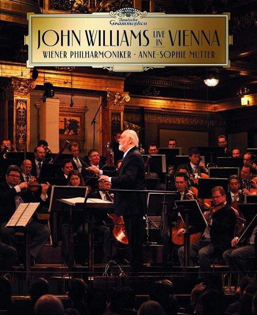 [수입] 존 윌리엄스 - 빈 실황 (딜럭스 한정반) [CD+Blu-ray]