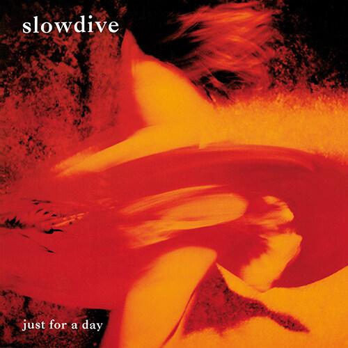 [수입] Slowdive - Just for a Day [180g 플레이밍 컬러 LP]