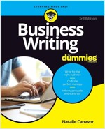 Business Writing for Dummies (Paperback, 3)