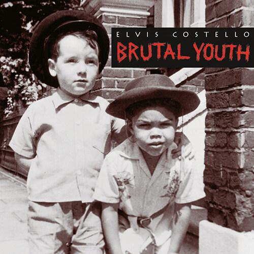 [수입] Elvis Costello - Brutal Youth [180g 투명레드 컬러 2LP]