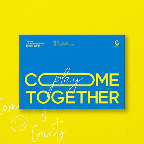 크래비티 - CRAVITY SUMMER PHOTO BOOK : COME TOGETHER [PLAY Ver.]