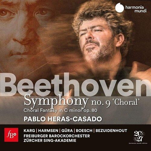[수입] 베토벤 : 교향곡 9번 & 합창 환상곡 [2CD 디지팩]