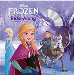 Frozen Read-Along Storybook 겨울왕국 리드얼롱 스토리북 (Paperback + Audio CD)
