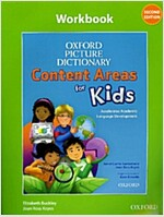 Oxford Picture Dictionary Content Areas for Kids: Workbook (Paperback)