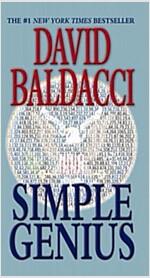[중고] Simple Genius (Mass Market Paperback)