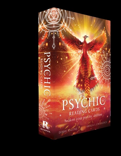 Psychic Reading Cards: Awaken Your Psychic Abilities Should This Be in Reading or Inspiration Series Mindful Living Journal (Paperback)