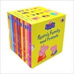 페파피그 : Peppa's Family and Friends 12권 세트 (Board book 12권)