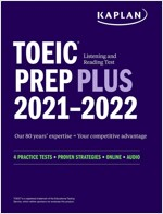 Toeic Listening and Reading Test Prep Plus: Second Edition (Paperback)