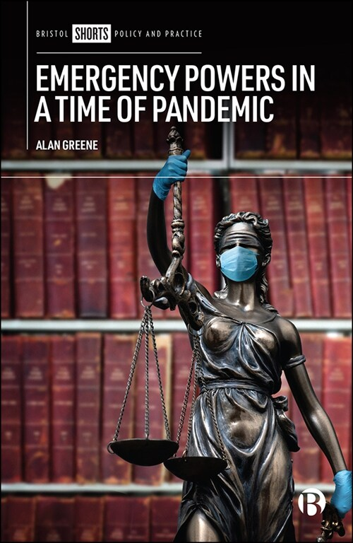 Emergency Powers in a Time of Pandemic (Paperback)