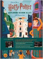 Harry Potter: Exploring Diagon Alley (Hardcover)